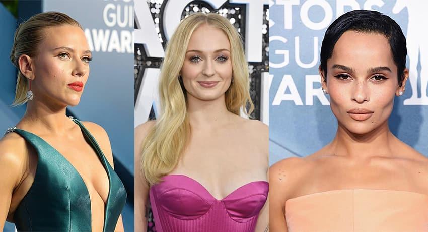 SAG Awards 2020 Best Beauty Looks