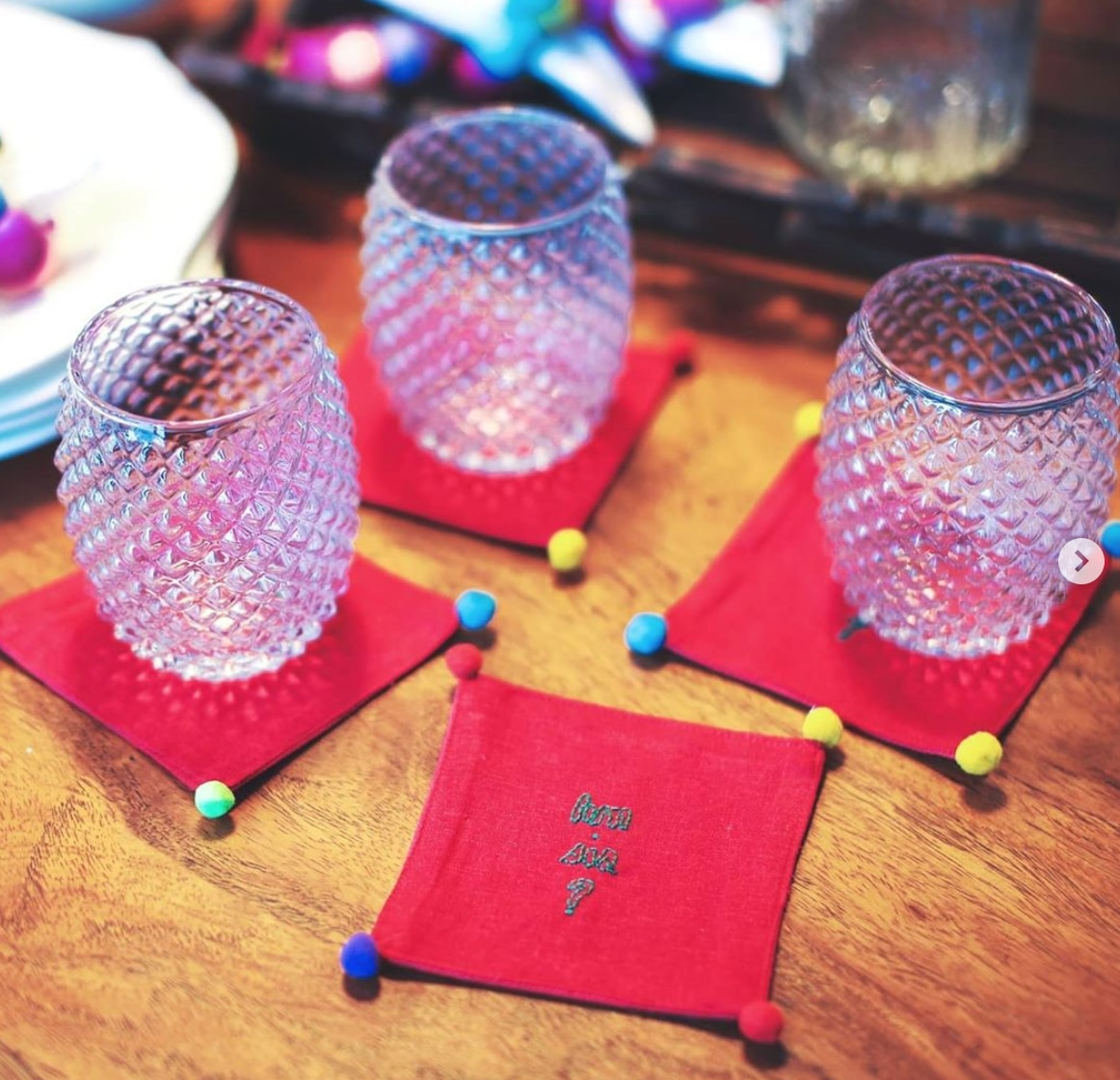 Metro Editors' Picks: Handcrafted Table Linens