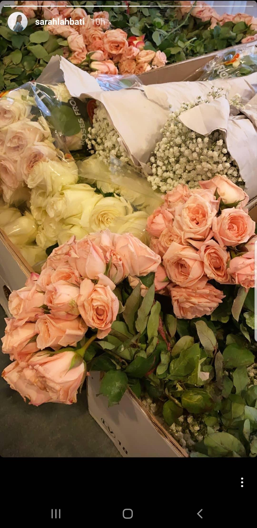 sarah lahbati richard gutierrez wedding flowers 1