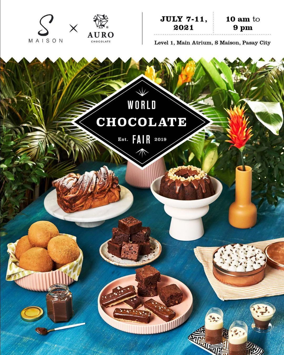 World Chocolate Fair 2021
