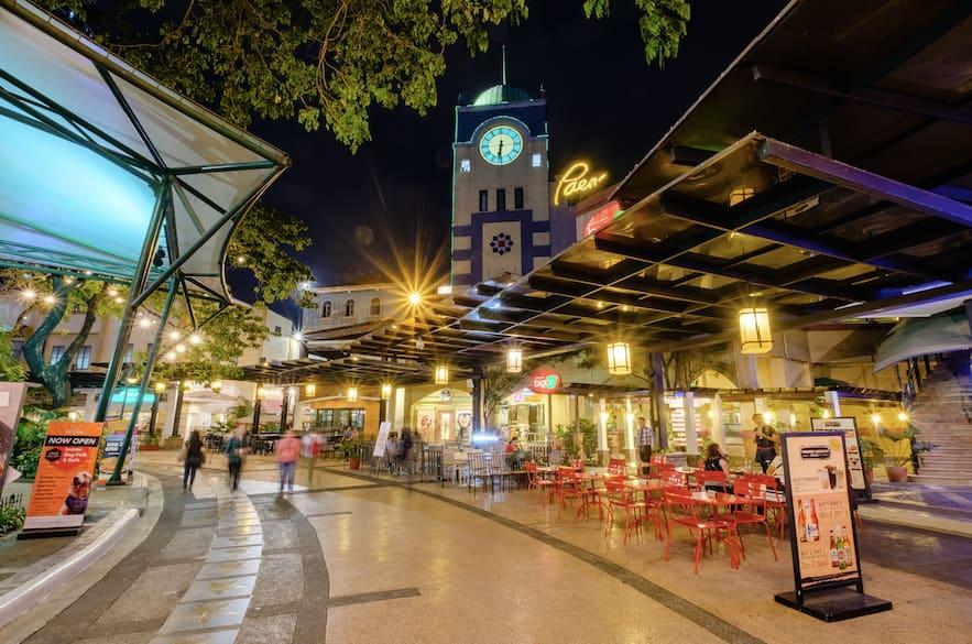 Megaworld Lifestyle Malls