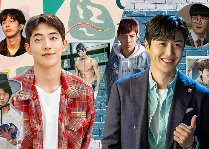 Then and Now: Nam Joo-hyuk & Kim Seon-ho