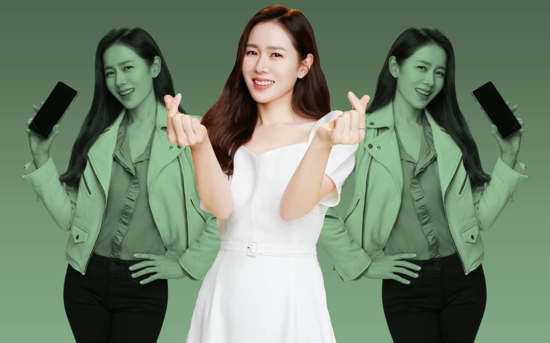 Son Ye-jin for Smart