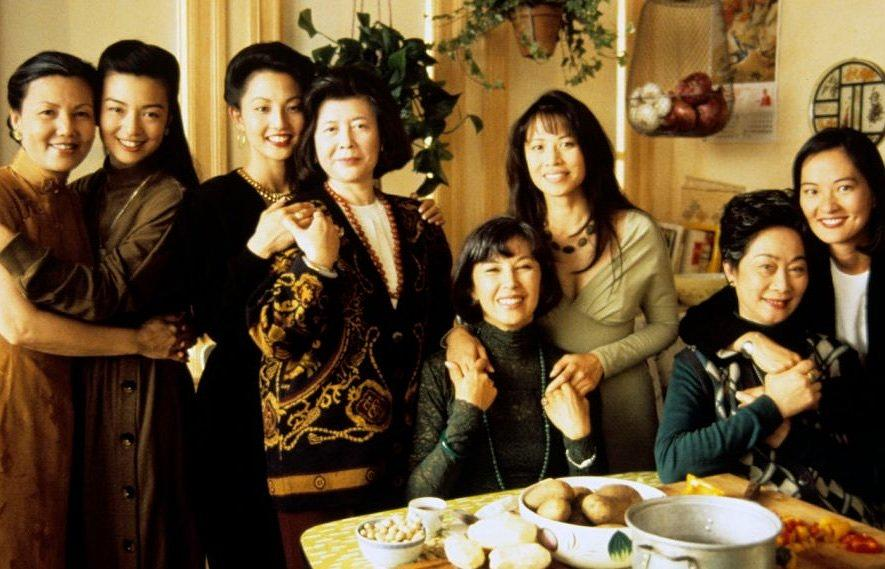 The cast of 'The Joy Luck Club'