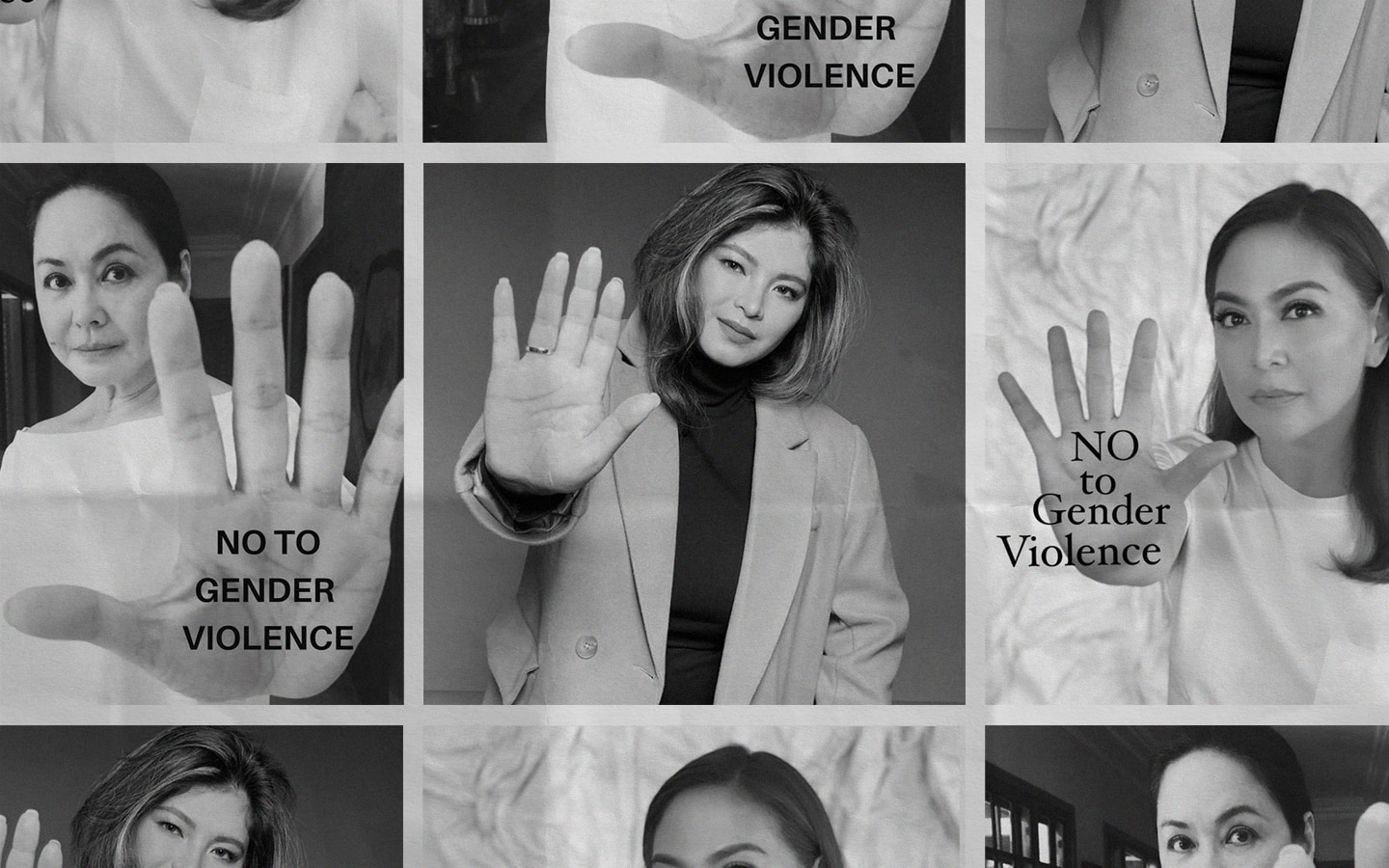 No to Gender-Based Violence