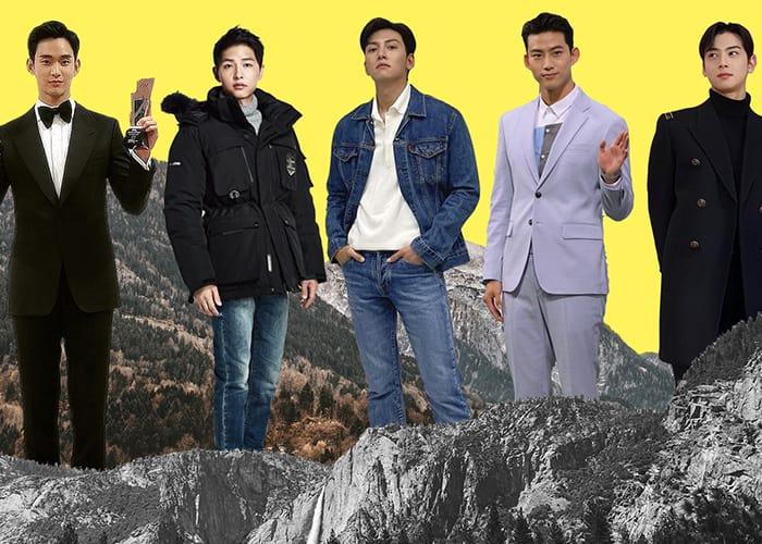 Tall Korean Actors Part 2