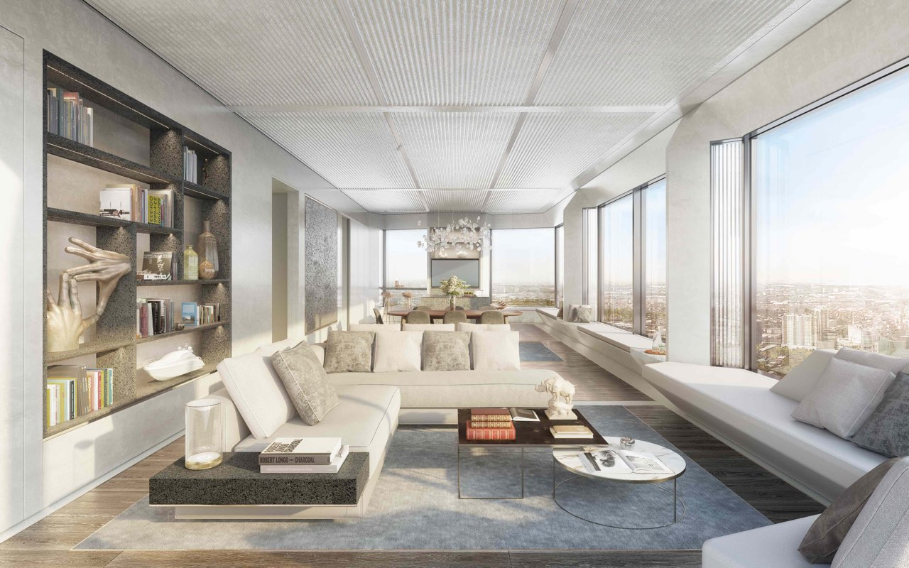 Pritzker Prize Winning British Architecture Firm Designs Luxury Digs In Makati S Ayala Avenue Metro Style