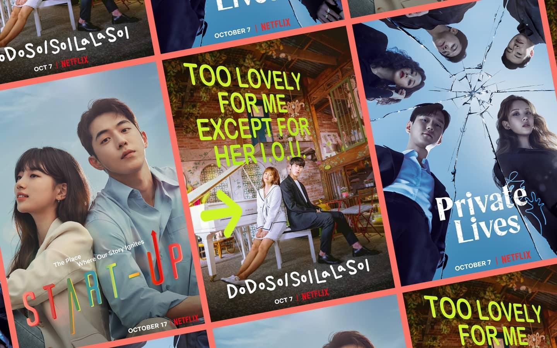 3 Upcoming K-Dramas on Netflix