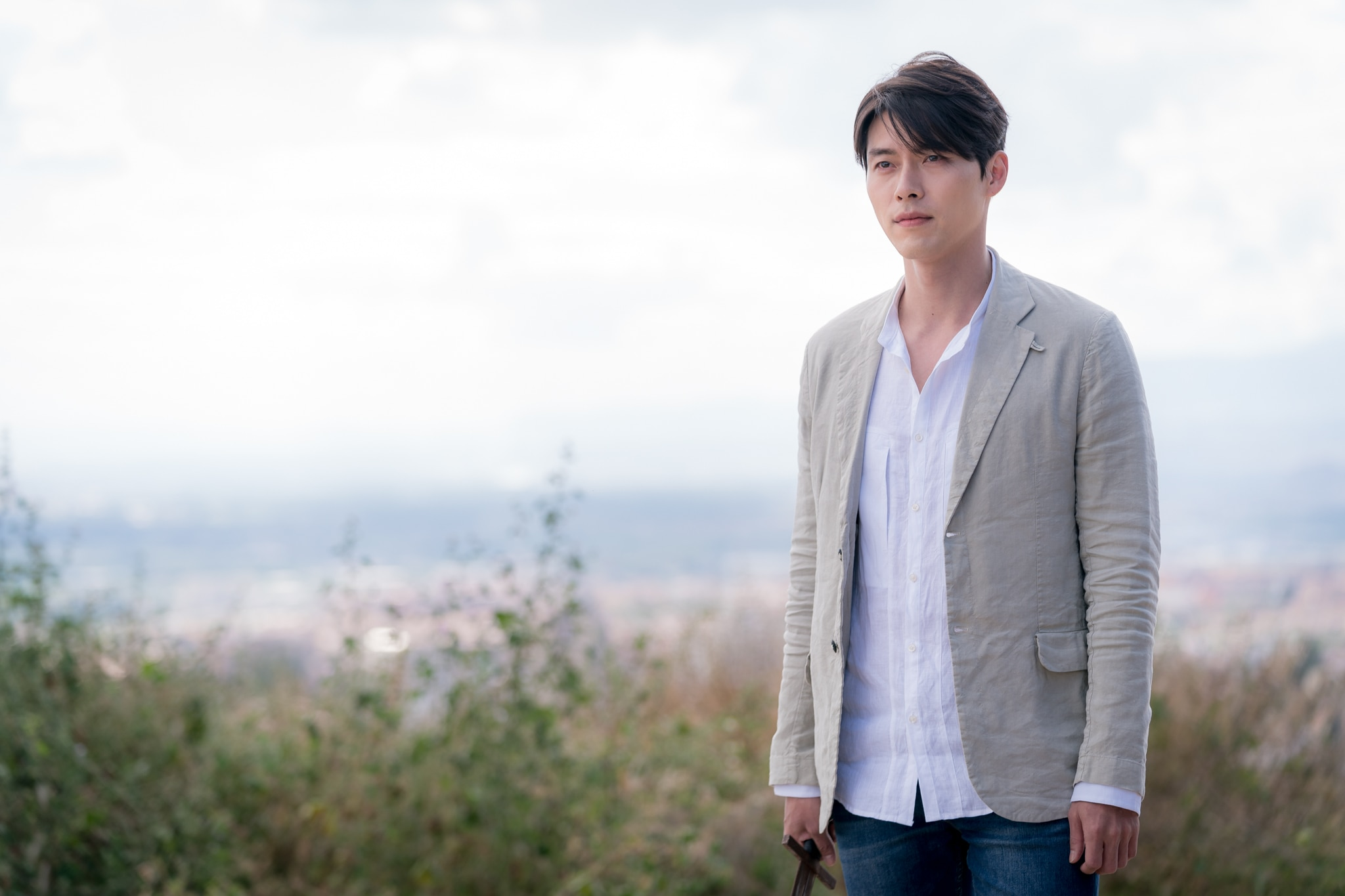 "Hyun Bin in ""Memories of the Alhambra"""