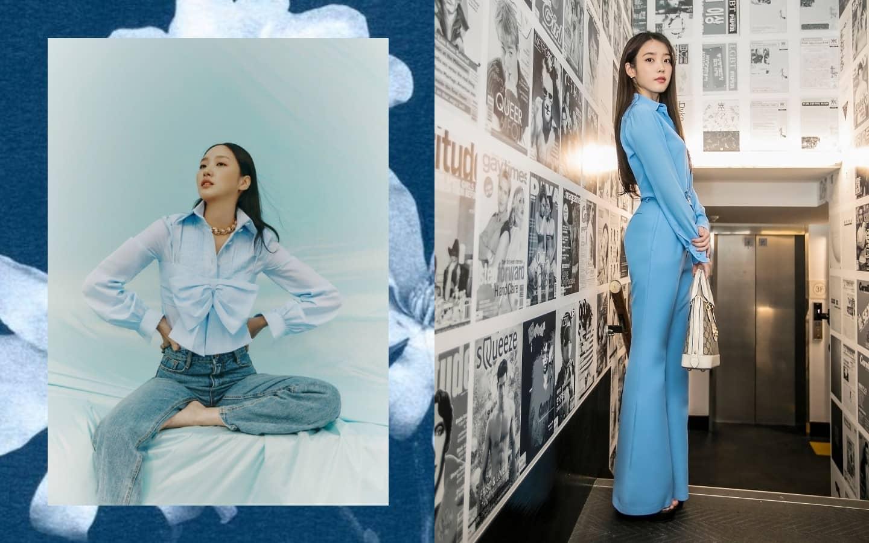 K-Actresses As Designer Brand Ambassadors