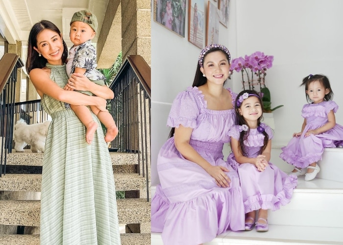 Celeb Moms, Mommy Influencers - Mother's Day 2021