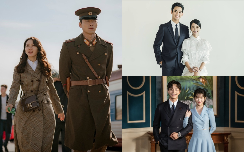 10 Stylish K-Drama Couples