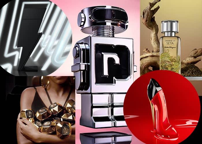 New Luxury Fragrances