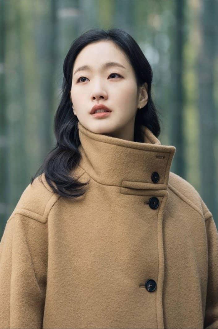 The effortlessly beautiful Kim Go-eun