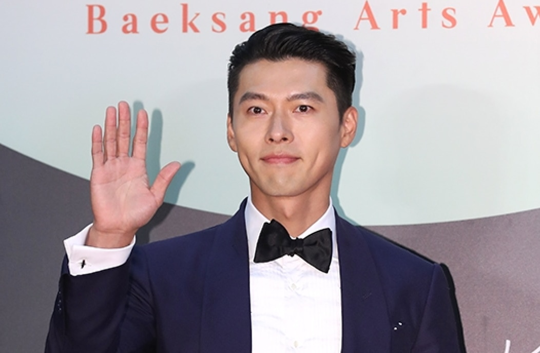 Hyun Bin at 56th Baeksang Arts Awards